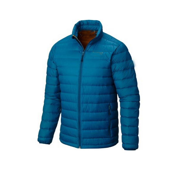 ultra soft goose down jacket for men