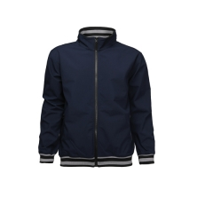 Mens Rib Poly Windbreaker jacka gjort av Fzjerry