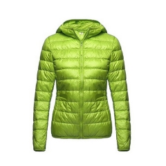 Women Down Jacket